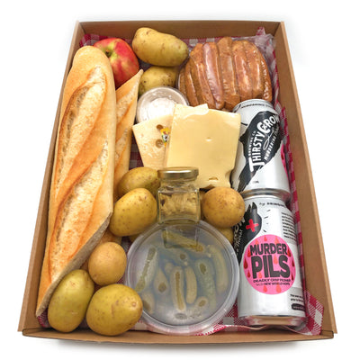Beer Fondue Feast Kit