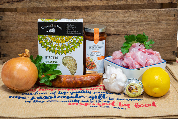 Chicken & Chorizo Paella DIY Meal Kit