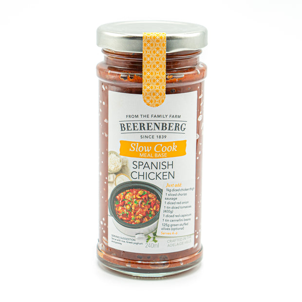 Beerenberg Spanish Chicken 240ml