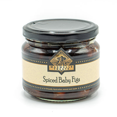 Maxwells Spiced Baby Figs 300g