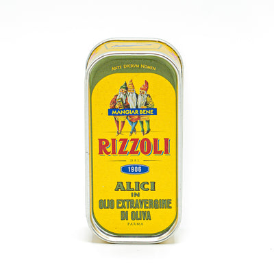 Rizzoli Anchovies in Extra Virgin Oil 90g