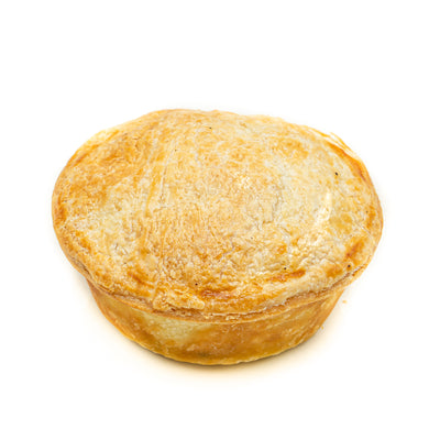 Knights Own Chunky Beef Individual Deli Pie