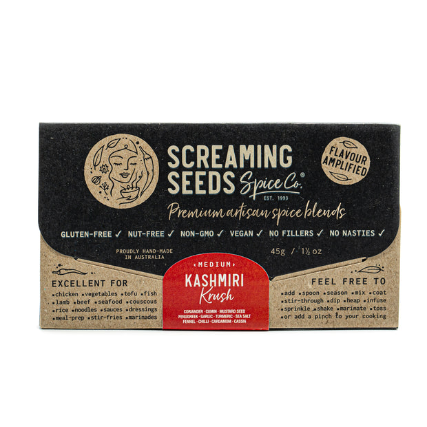 Screaming Seeds Kashmiri Krush 45g