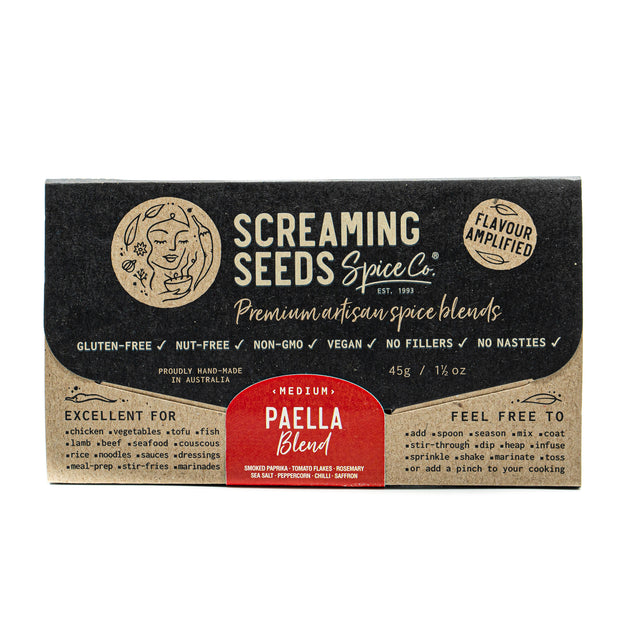 Screaming Seeds Wadey's Paella Mix 45g