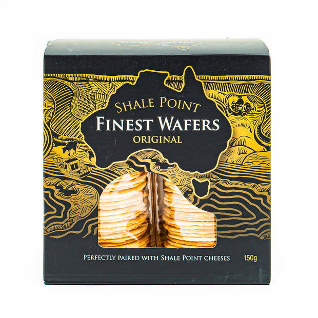 Shale Point Finest Wafers Original 150g