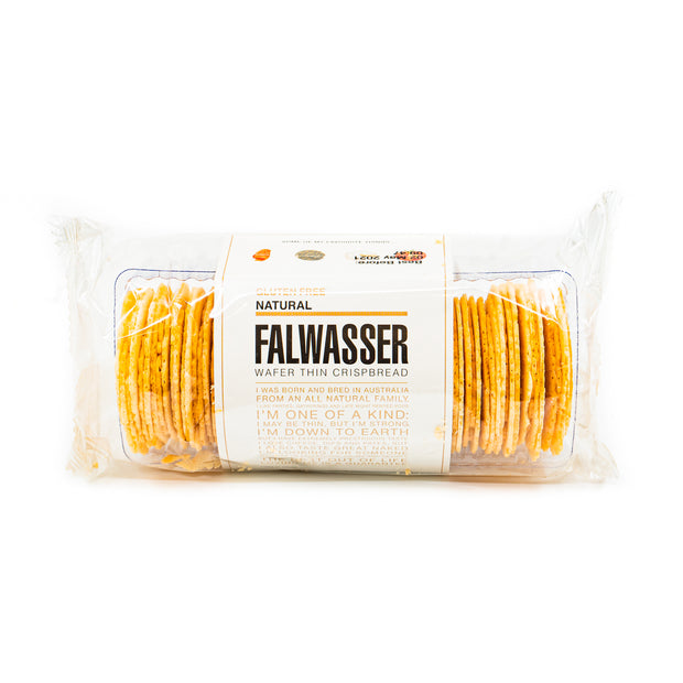 Falwasser Natural Wafers (GF) 120g