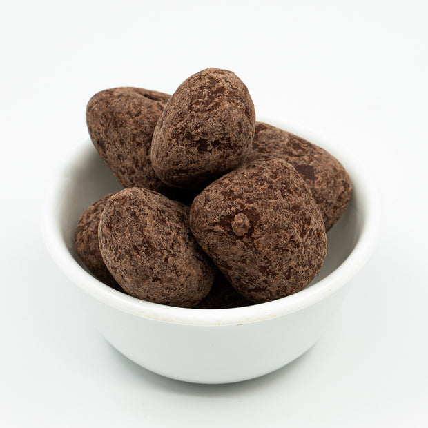 Naturally Dried Dark Chocolate Coated Prunes