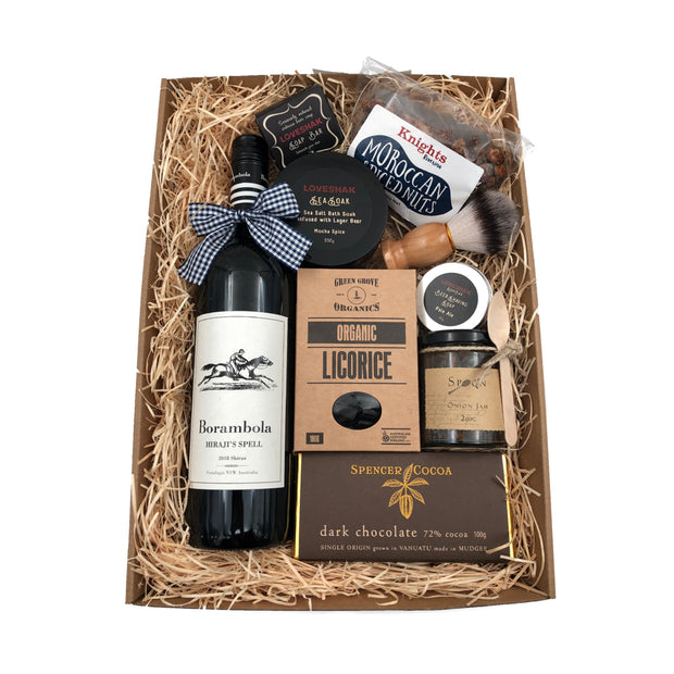 """Relax and Enjoy"" Deluxe Gift Hamper"