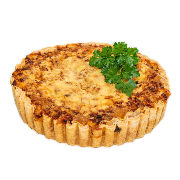 Quiche Lorraine Knights Family Quiche