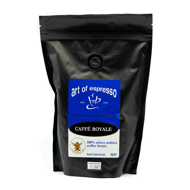 Art of Espresso Caffé Royale Beans 200g