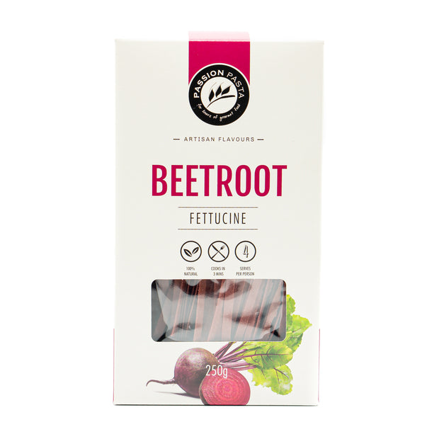 Passion Pasta Beetroot Fettucine 250g
