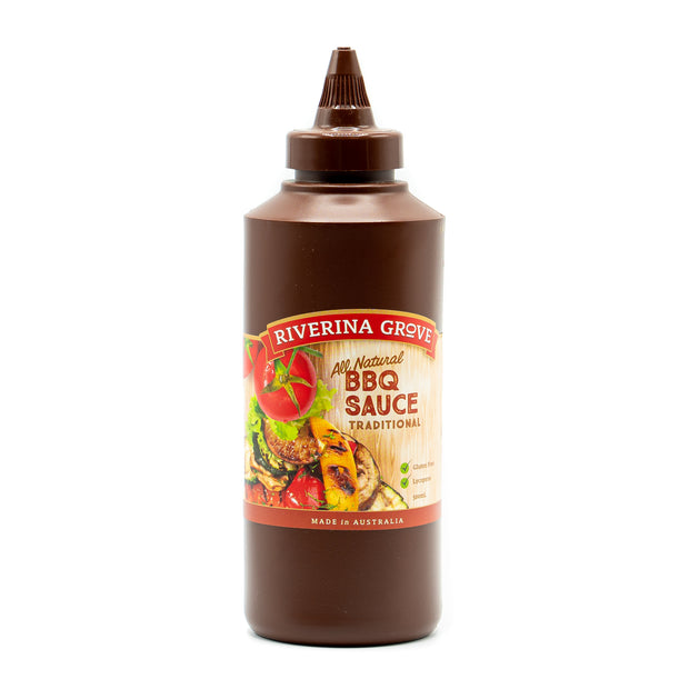 Riverina Grove BBQ Sauce 500ml
