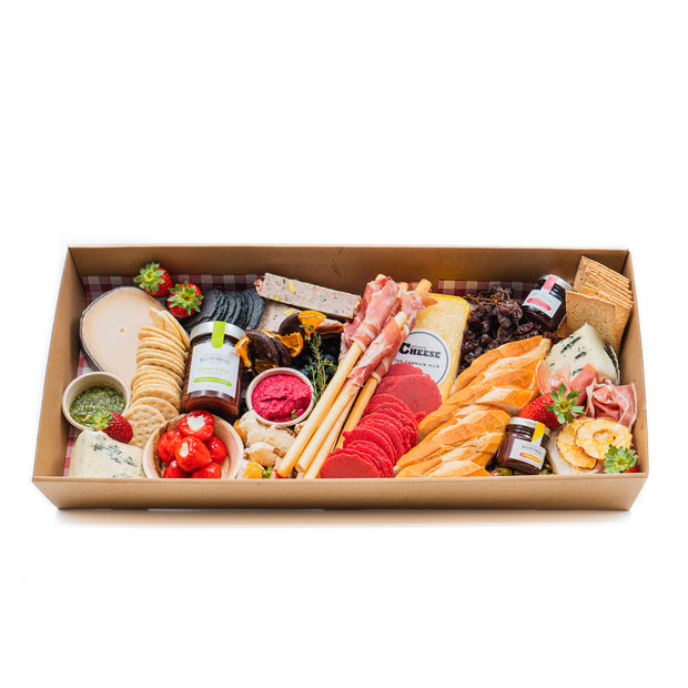 Premium Entertaining Grazing Box