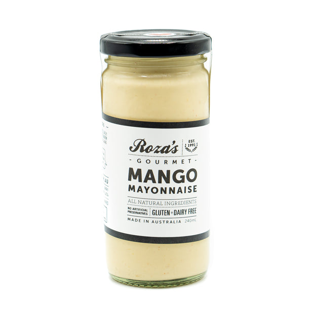 Roza's Mango Mayonnaise 240ml
