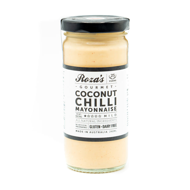 Roza's Coconut Chilli Mayonnaise 240ml