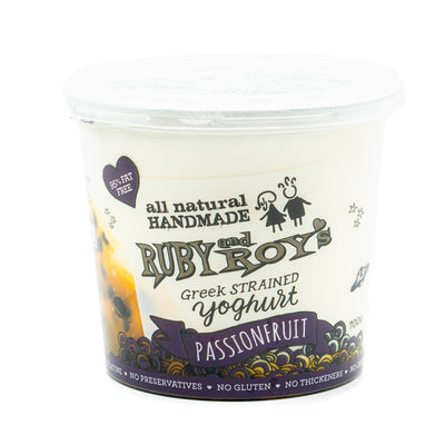 Ruby & Roy's Passionfruit Yoghurt 700g