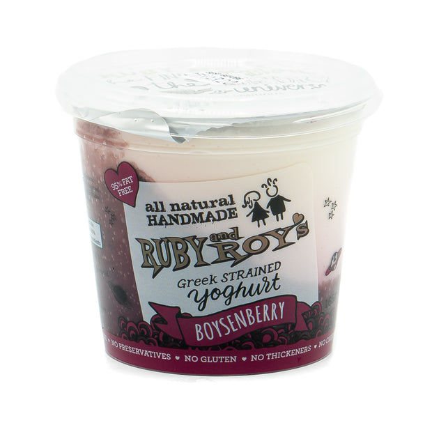 Ruby & Roy's Boysenberry Yoghurt 165g