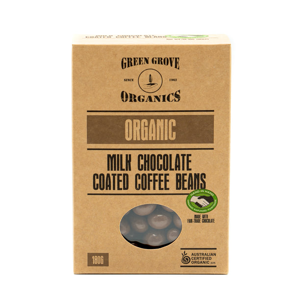 Chocolate Coated Coffee Beans 180g