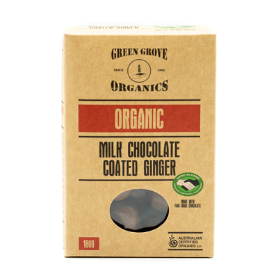 Chocolate Coated Ginger 180g