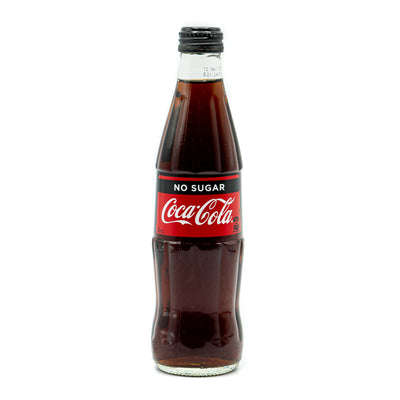 Coca Cola No Sugar 330ml