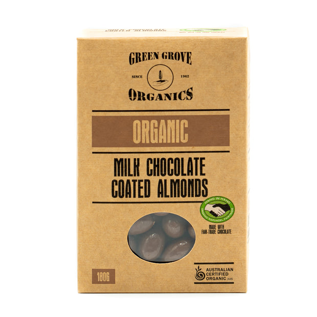 Chocolate Coated Almonds 180g