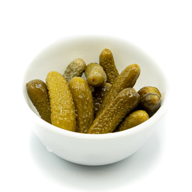 Cornichons in Vinegar