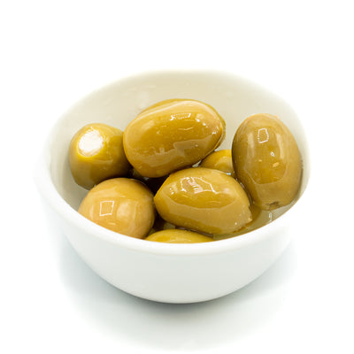 Green Olives filled with Fetta