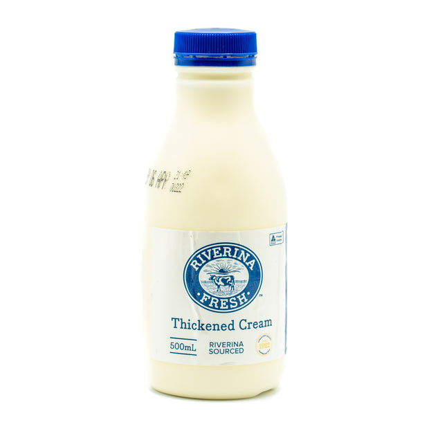 Riverina Fresh Thickened Cream 500ml