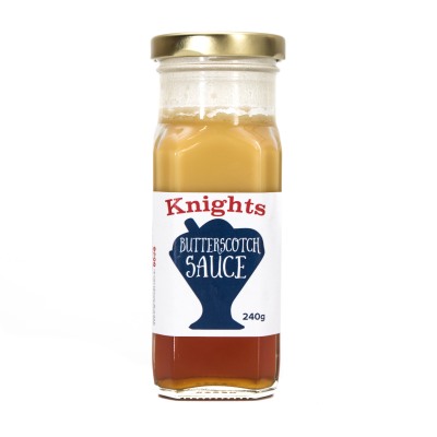 Knights Butterscotch Sauce 240ml