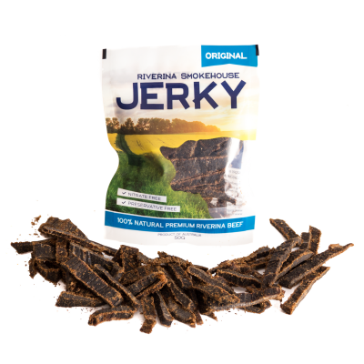 Riverina Smokehouse Original Jerky 50g