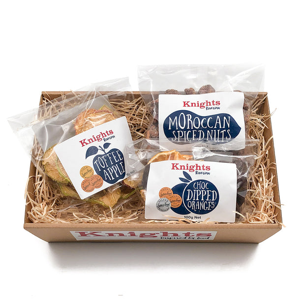 Knights Riverina Hamper Box