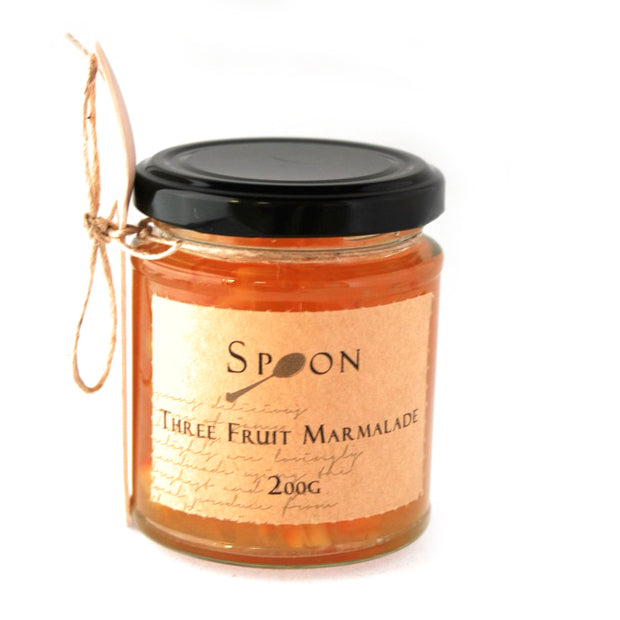 Spoon Three Fruit Marmalade 200g