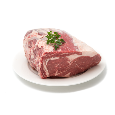 Whole Grass Fed Rib Eye (Cryovac)  per kg