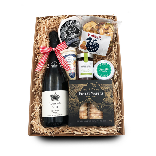 Bubbles & Brie Gift Hamper