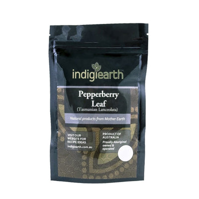 Indigiearth Pepperberry Leaf 50g
