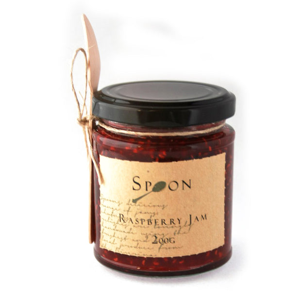 Spoon Raspberry Jam 200g