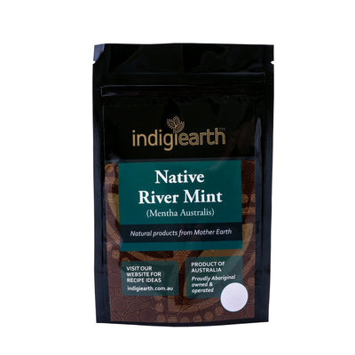 Indigiearth Native River Mint 50g