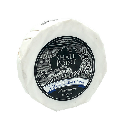 Shale Point Triple Cream Brie 200g
