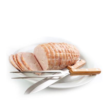 2kg Smoked Turkey Breast Roll