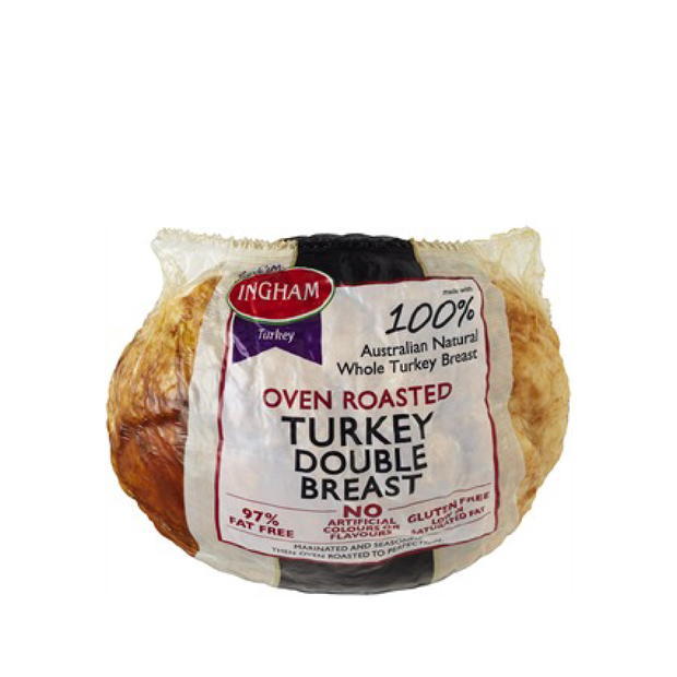 Ingham Oven Roasted Turkey Double Breast