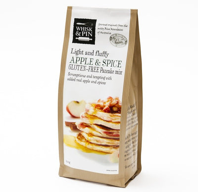 Apple & Spice Pancake Mix (GF) 300g