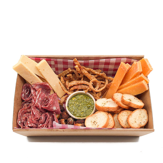 French Grazing box for 2
