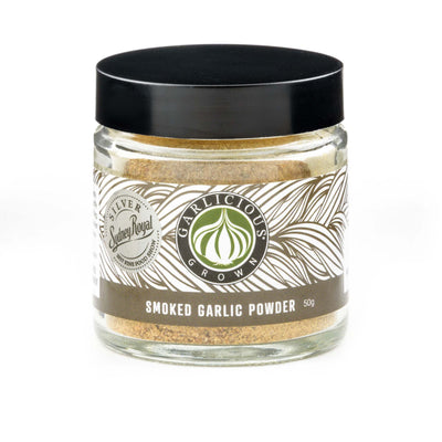 Garlicious Grown Smoked Garlic Powder 25g