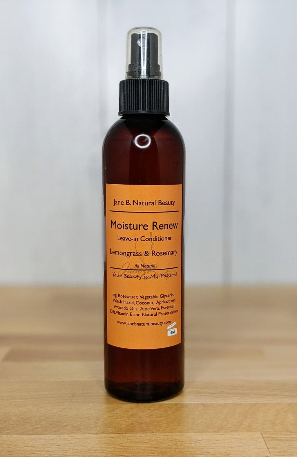 Moisture Renew Leave In Conditioner 8oz.