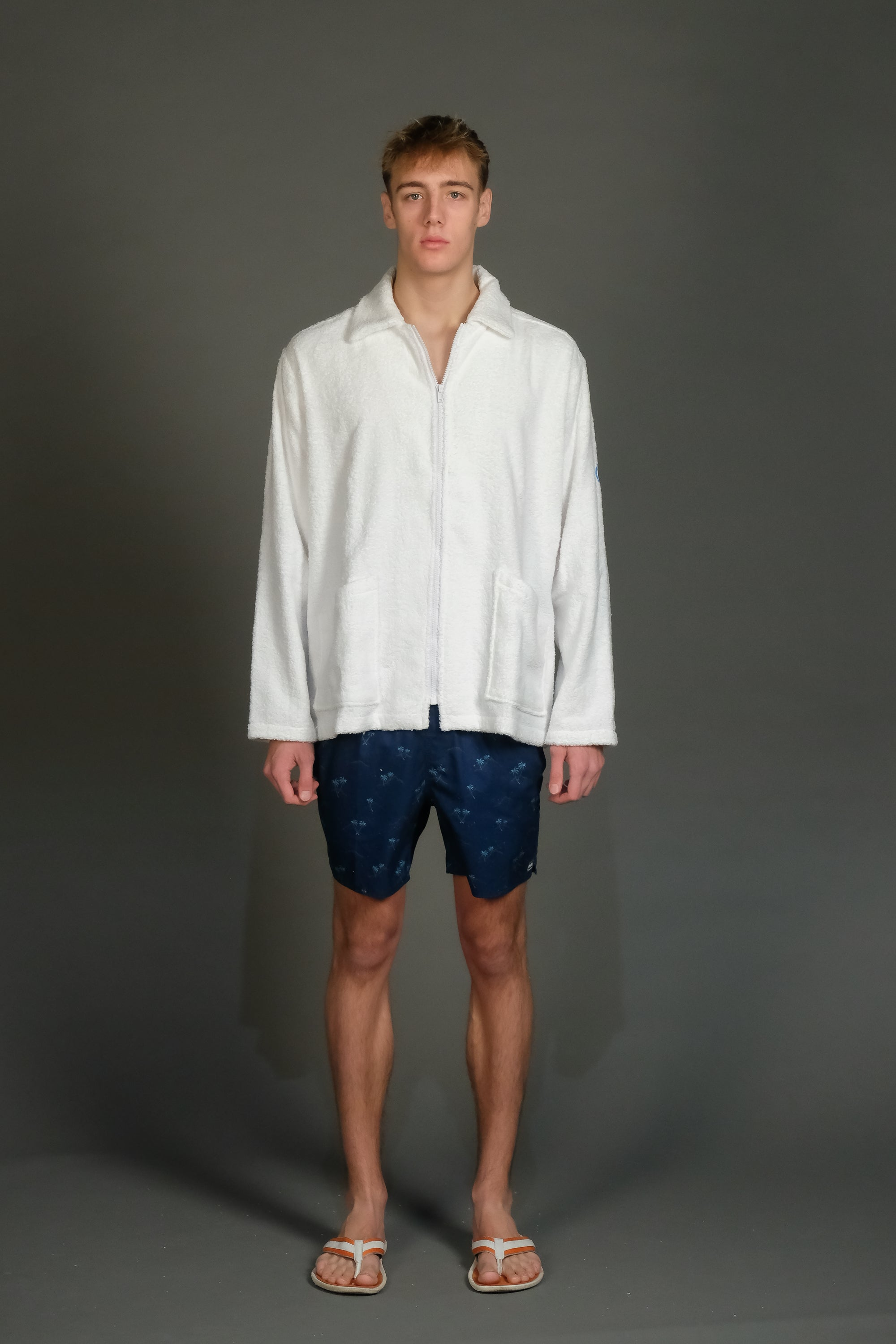 Men's Cabana Coat - Long Sleeve
