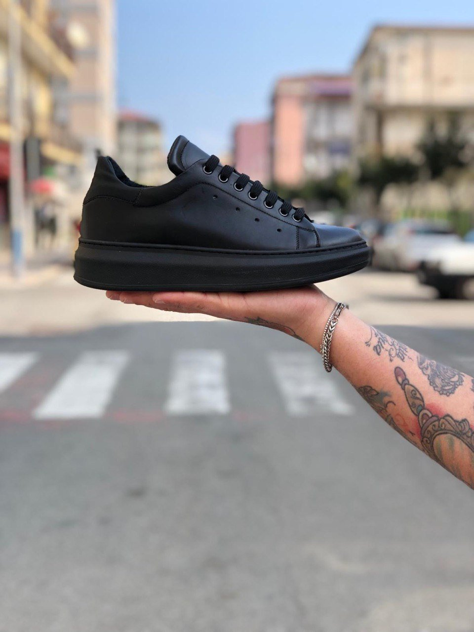 Sneakers Total Black