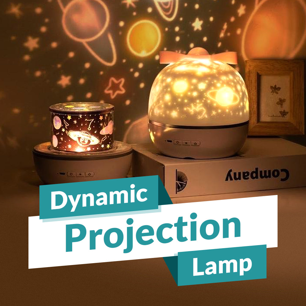 Dynamic Projection Lamp