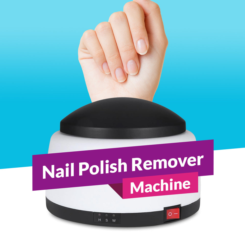 Nail Polish Remover Machine
