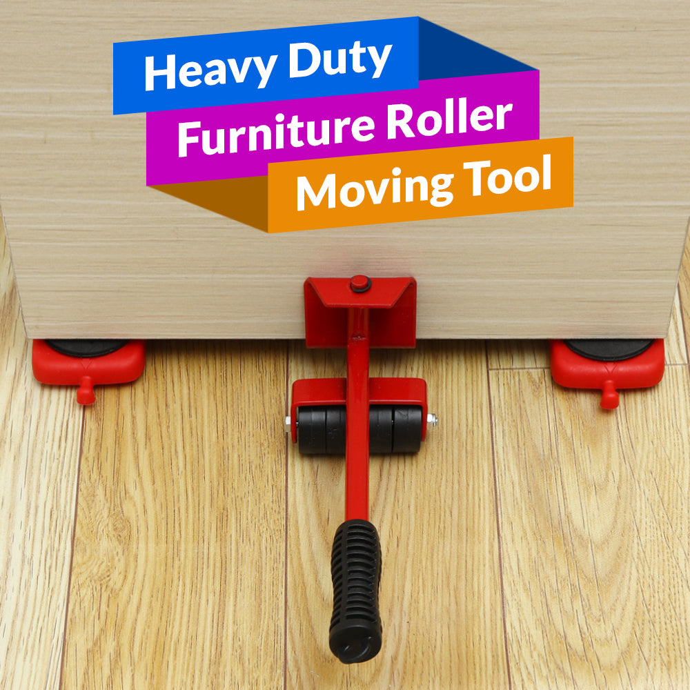 Heavy Duty Furniture Roller Moving Tool