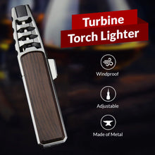 Load image into Gallery viewer, Turbine Torch Lighter